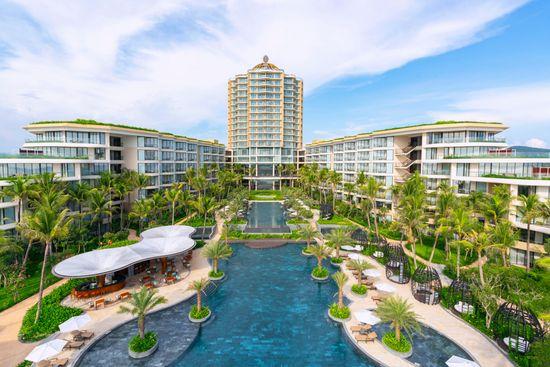 Khu nghỉ dưỡng Intercontinental Phu Quoc Long Beach