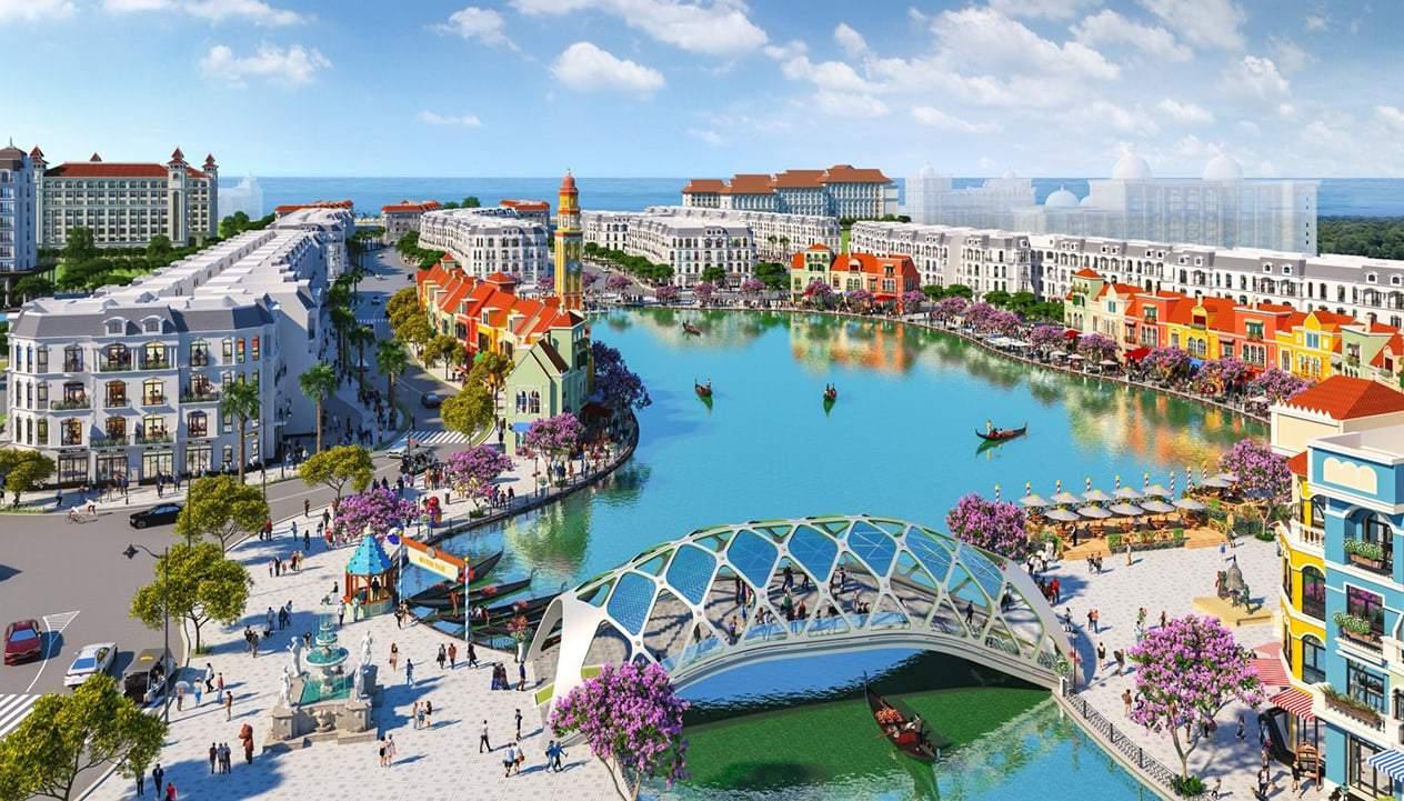 Phú Quốc - Tiềm năng phát triển thần kỳ  - Grand-World-Phu-Quoc-toan-canh-song-Venice - TP.HCM, Phú Quốc vào top 100 điểm đến tuyệt vời nhất
