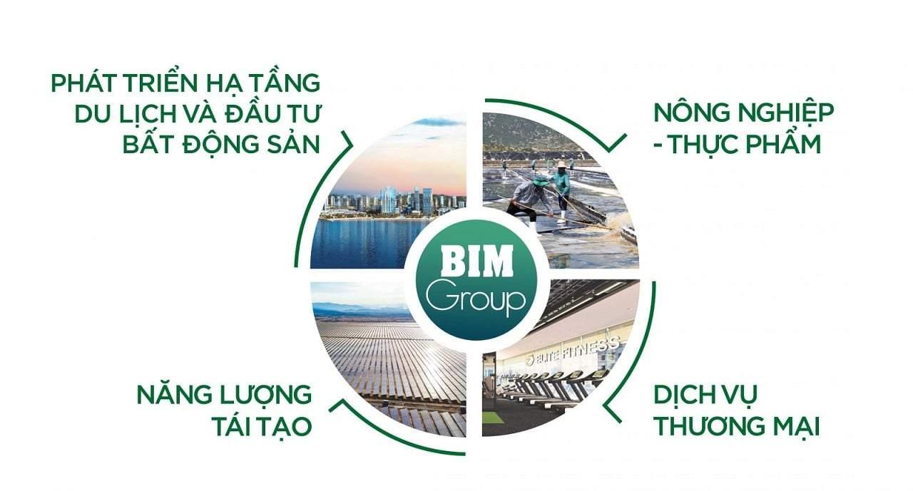 Những mảnh ghéo hoàn hảo của tập đoàn BIM Group