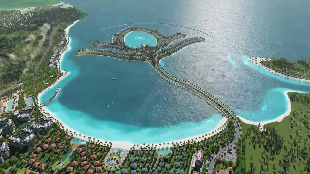 Toàn cảnh dự án Selavia Bay Phú Quốc